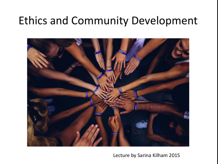 kilham-ethics-community-development-lecture